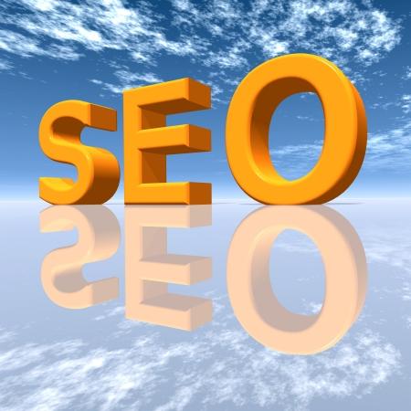 SEO - Search Engine Optimization Stock Photo - 17041474