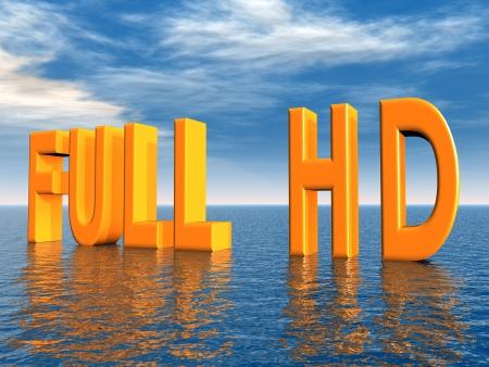 FULL HD Stock Photo
