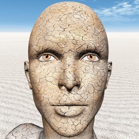 mummification: Beautiful Mummy