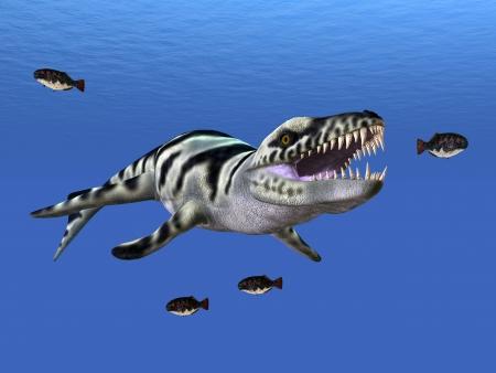 Dakosaurus photo