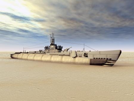 trigger: Submarino USS disparo en seco