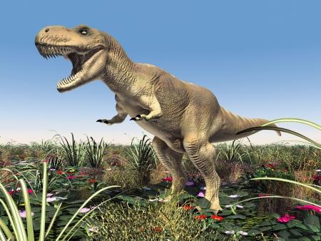 tiranosaurio rex: Tyrannosaurus Rex