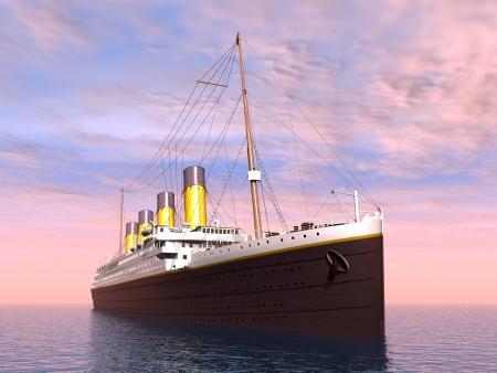 titanic: Ocean Liner