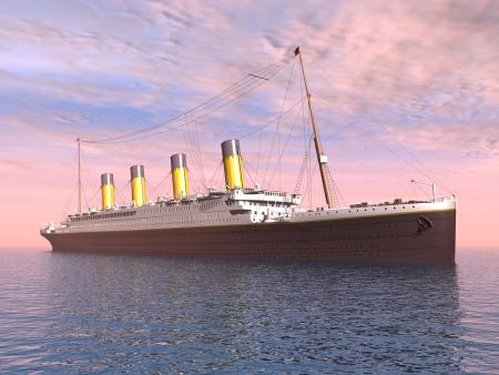 Okyanus gemisi