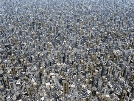 Overpopulation photo