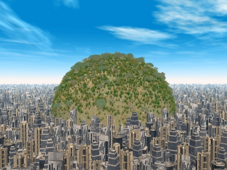 overpopulation: Civilization and Nature