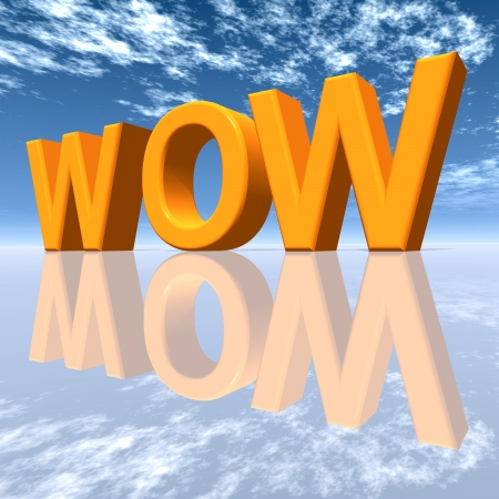 clacker: The Word WOW