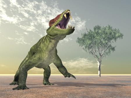 hugely: Dinosaur Doliosauriscus