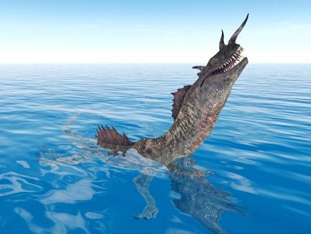 loch ness: The Loch Ness Monster