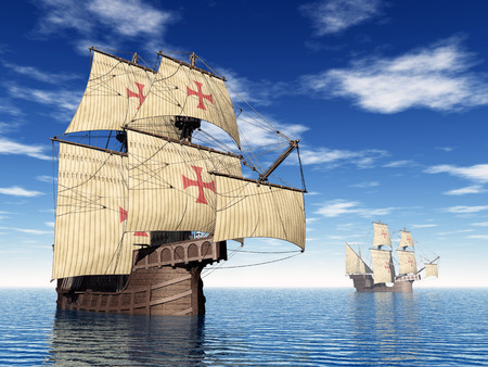 Portuguese Caravels of the Fifteenth Century