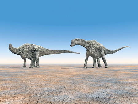 enormously: Ampelosaurus Dinosaur