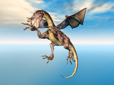 enormously: Flying Dragon