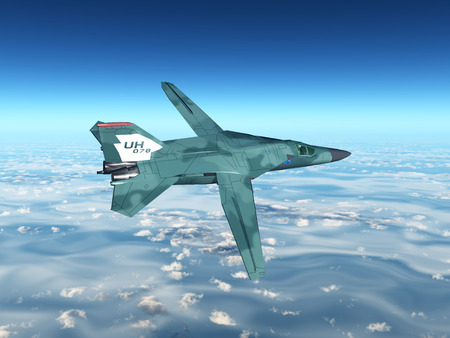 American Strike Aircraft of the cold war