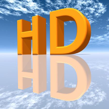 full hd: HD  High Definition