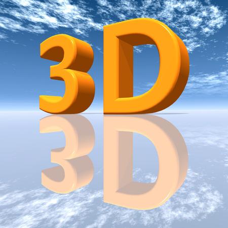 3d: 3D  Three-Dimensional