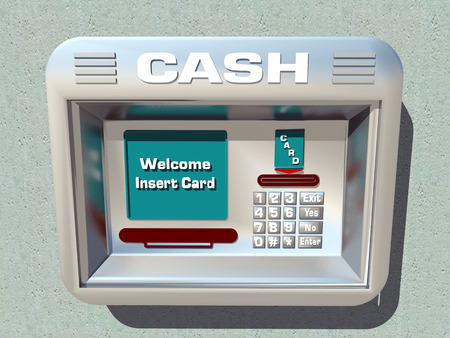 consume: Cash Machine
