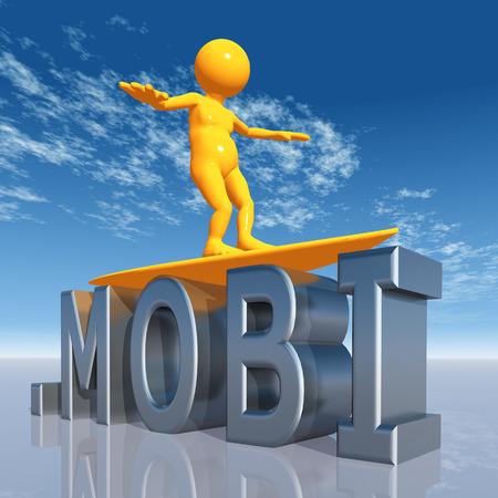 MOBI Top Level Domain photo