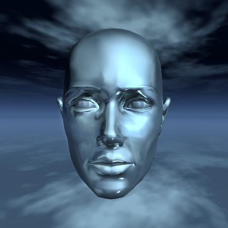 metaphysics: Head in Space