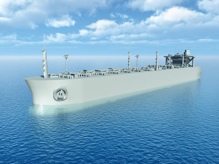 freighter: Supertanker