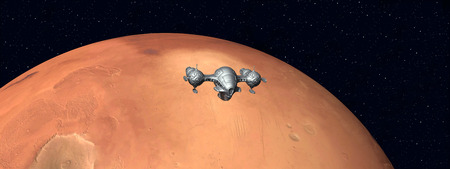 cosmology: The Flight to Mars