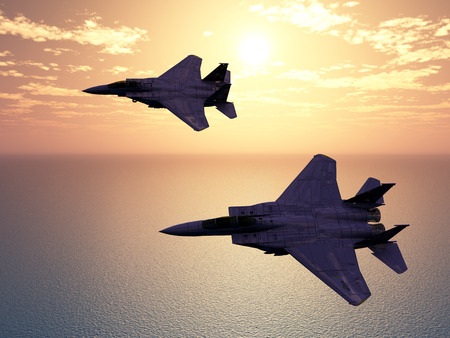 Combat Aircrafts Фото со стока