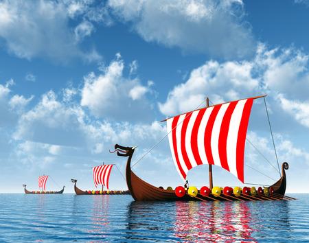 viking ship: Viking Ships