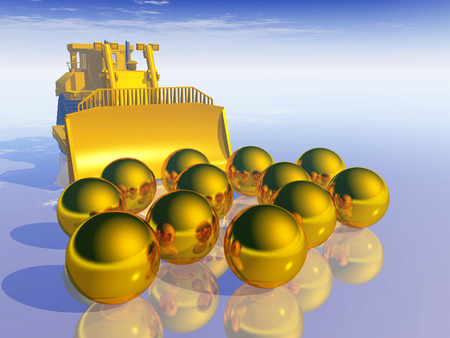 gold rush: Gold Searchers