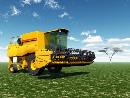 harvester: Harvester