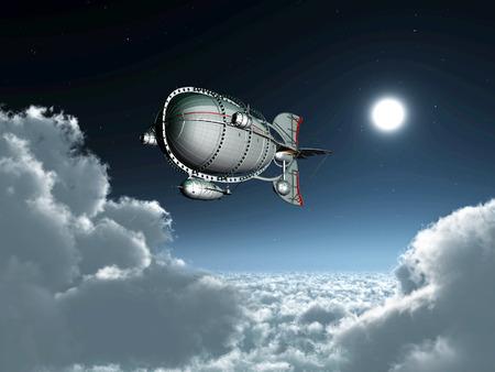 airship: Fantasy Airship