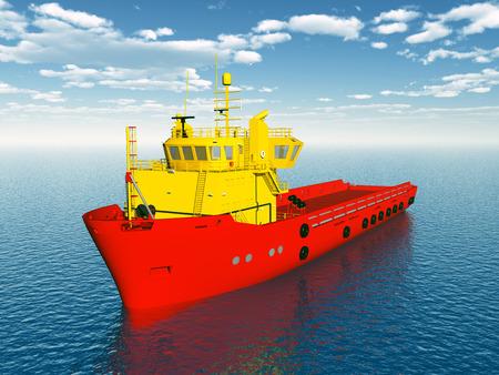 vessel: Platform Supply Vessel