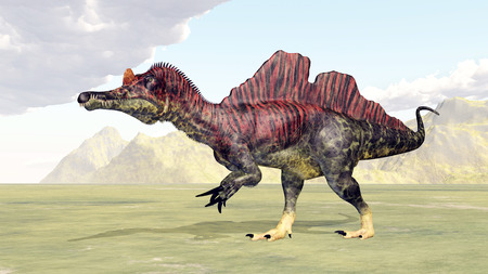 steppe: Dinosaur Ichthyovenator