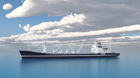 freighter: Cargo Ship