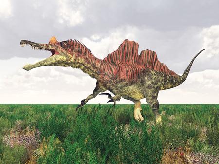 extinction: Dinosaur Ichthyovenator