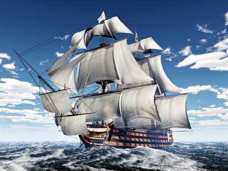 HMS の勝利