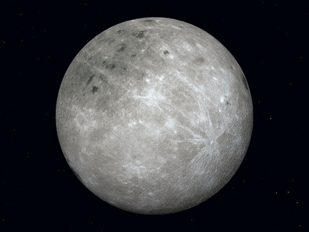crater: The Moon