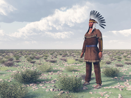plains indian: Plains Indian