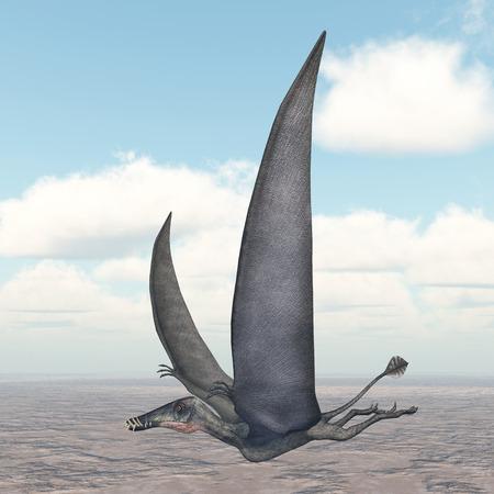 extinction: Pterosaur Dorygnathus