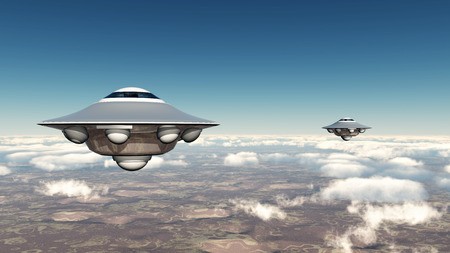 invasion: Flying Saucers