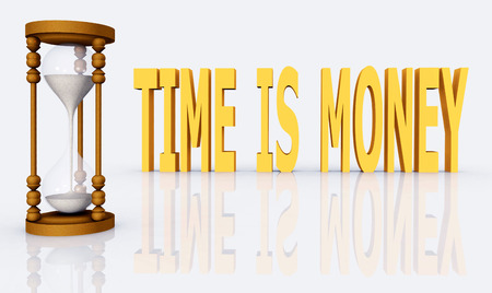 reflection of life: Time is Money