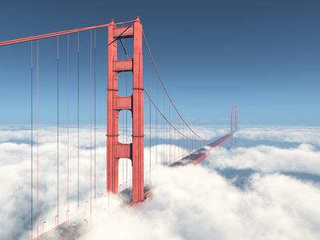 suspension bridge: Golden Gate Bridge