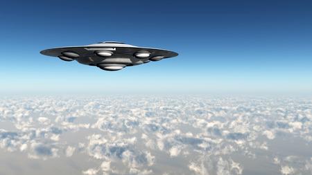 flying saucer: Flying Saucer