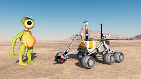 martians: Discovery on Mars