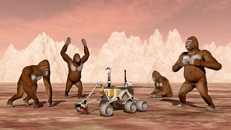 rover: Discovery on Mars