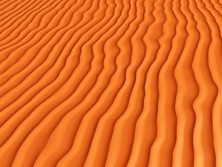 Désert de sable  Banque d'images
