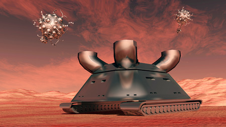 colonization: Colonization of Mars