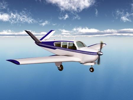 sea transport: Light aircraft