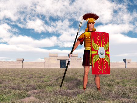 roman empire: Centurion