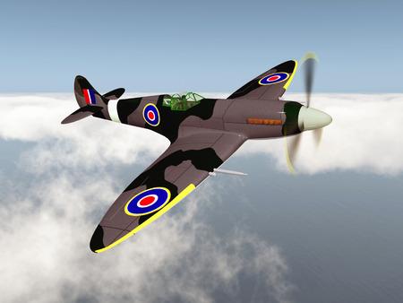world war ii: British fighter aircraft of World War II
