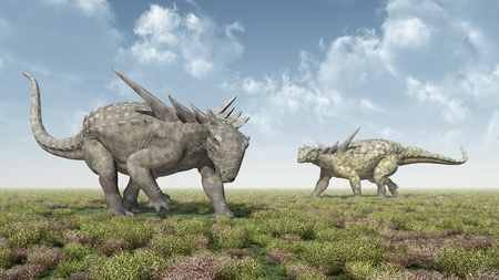 primeval: Dinosaur Sauropelta