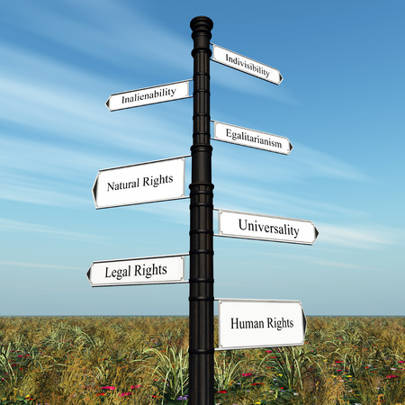 egalitarianism: Human rights